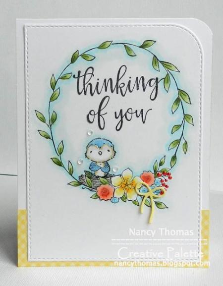 Nancy Thomas POD Gracie Nest Flowers