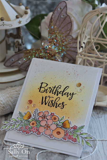 Sally On - Birthday Wishes