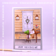Agnieszka Danek-Wisniak - Front Door Nora Valentines Card