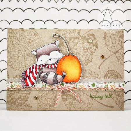 Anna Lorenzetto - Ginger Happy Fall
