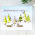 Tatana Trafimovich - Snow Card