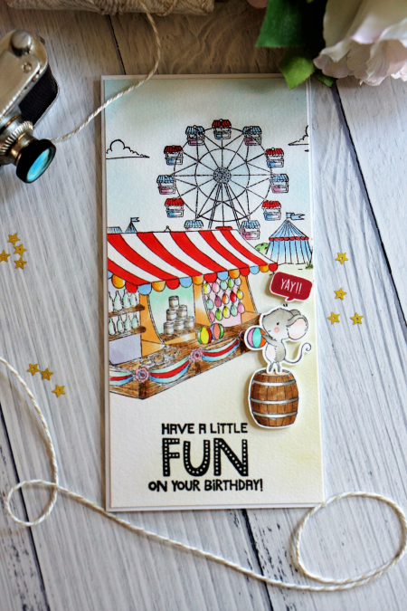 Sally On - Have A Litte Fun On Your Birthday 1