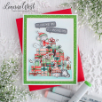 Leanne West - Presents and Maggie Card