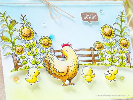 Tatiana_Trafimovich-Carnival_Hen_and_Chicks_2
