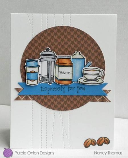 Nancy Thomas POD Coffee & Tea