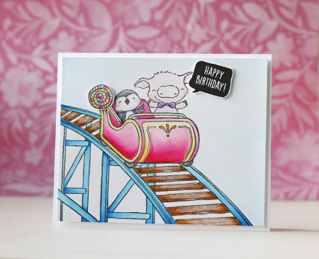Laura Bassen - rollercoaster