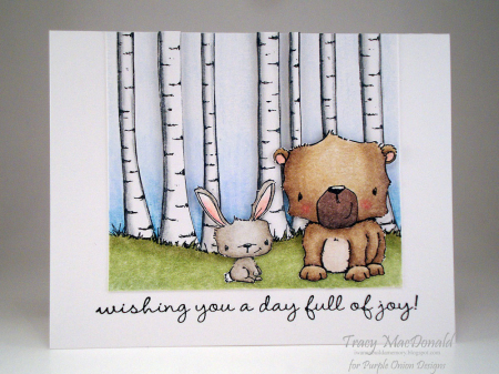 Tracy MacDonald bear-trees-1