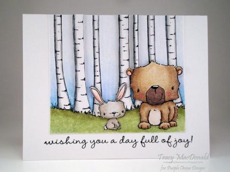 Tracy MacDonald bear-trees-1