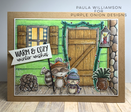 Paula Williamson - Cabin Douglas and Erica