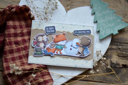 Martina Perfetti_Rupert  Skylar & Wilson's Card