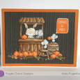 Kara Pogreba - OCT NOV Carmel and Mice Pumpkin Stand 2