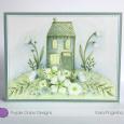 Kara Pogreba - Green Tiny Dwelling Card
