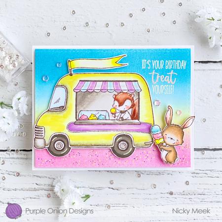 Nicky Meek - Ice Cream Truck