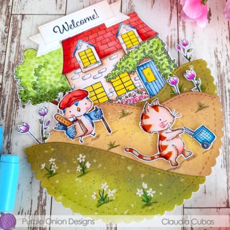 Claudia Cubas - Ivy Cottage William Sally