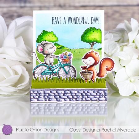 Rachel Alvarado - Anna and Alice Box Card