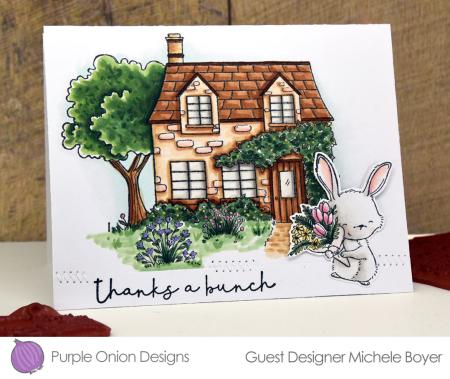 Michele Boyer - Ivy cottage