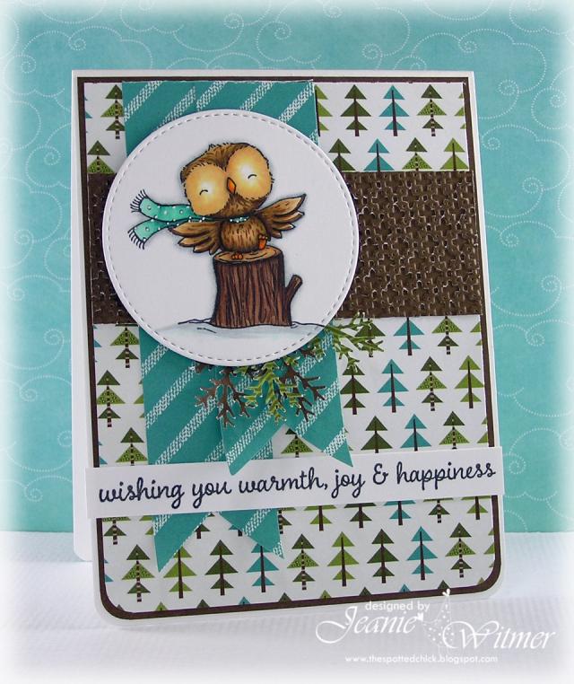 Jeanie Witmer - Flora Card
