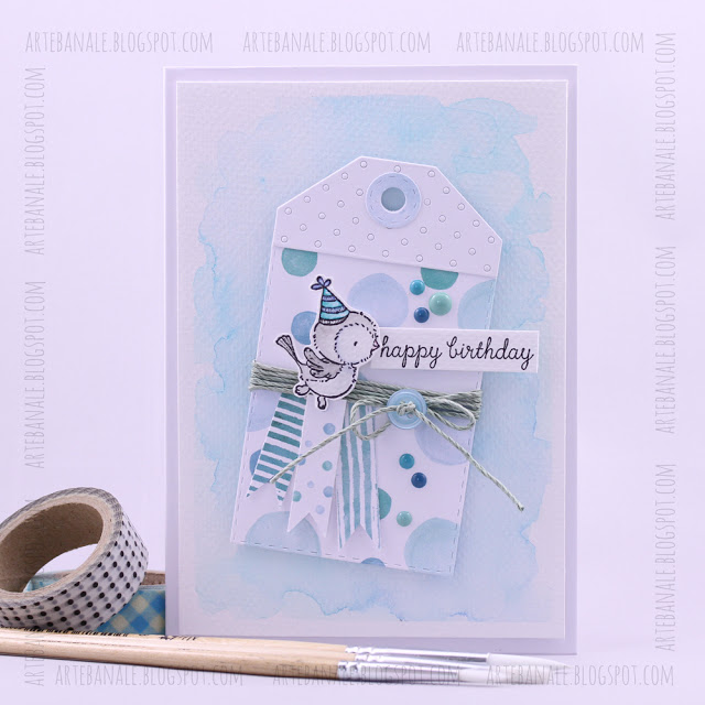 Agnieszka Danek-Wisniak - Sunny Happy Birthday Card