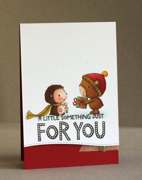 Alice Wertz - Forrest and Oakley For You Card