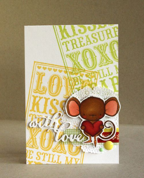 Alice Wertz - Heartfelt and Love Noteblock