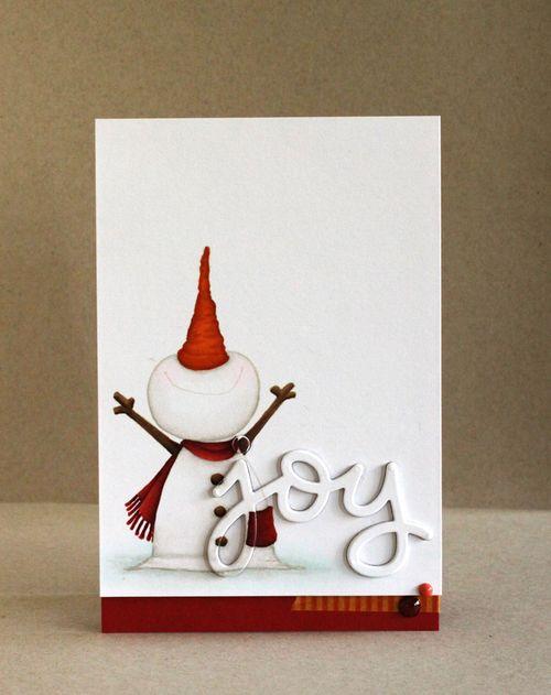 Alice Wertz - Jolly Card
