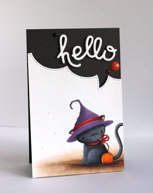 Alice Wertz - Midnight Card