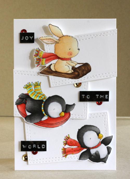 Alice Wertz - Hope, Dash & Jingle