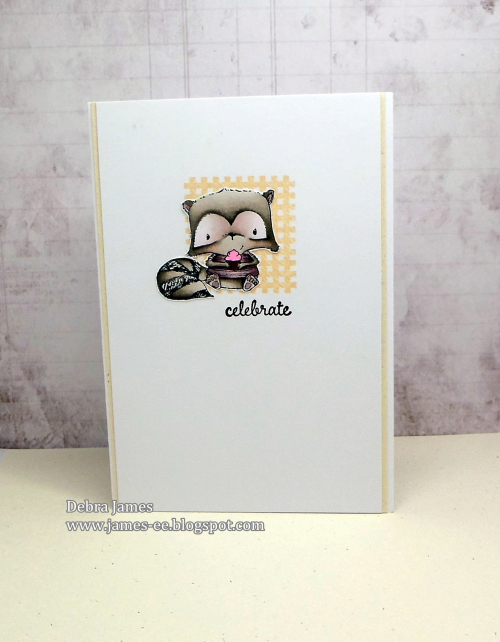 Debra James - Joey Celebrate Card