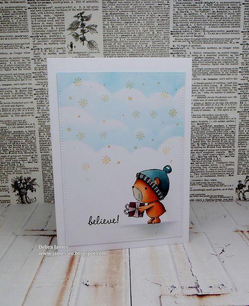 Debra James - Oakely Card
