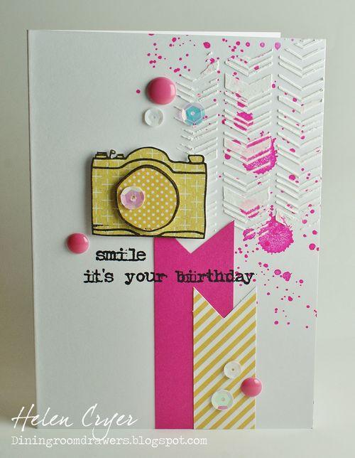 Helen Helen Cryer Photographer Birthday Card