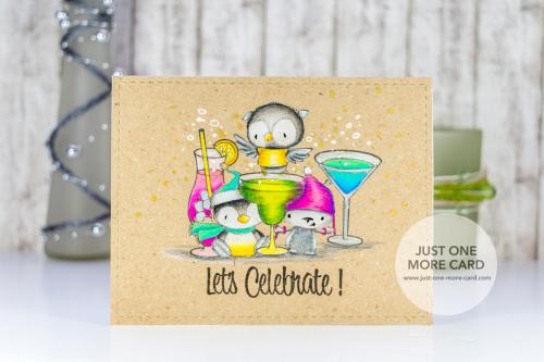 Julia Altermann - Let's Celebrate Cocktail Party