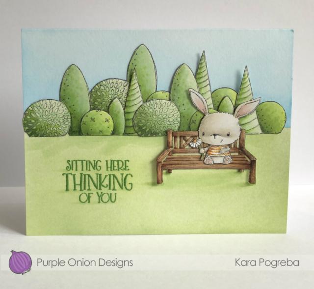 Kara Pogreba - Chloe Bench Card