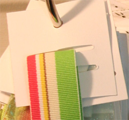 Ribbon Tabs