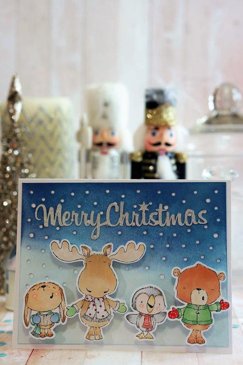 Sally On - Merry Christmas