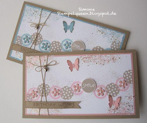 Simone Schwagler - Circle Set II Birthday Wishes Card