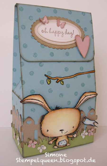 Simone Schwagler - Poppy treat bag