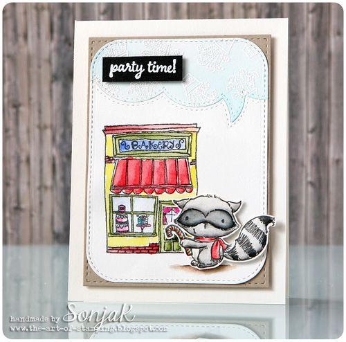 Sonja Kerkhoffs - Ash & Bakery Card