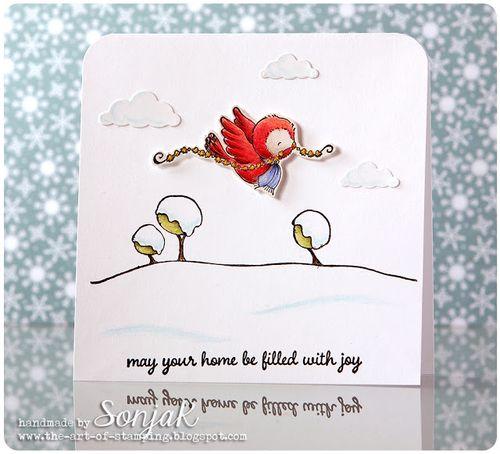Sonja Kerkhoffs - Maple Card