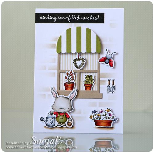 Sonja Kerkhoffs - Riley Garden Window Card