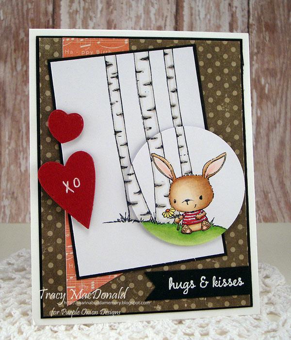 Tracy MacDonald - Chloe hugs and Kisses